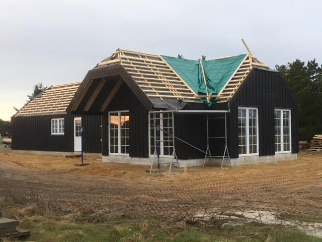 Sommerhus - Midtvest Tømrer